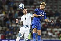 Nice (Francia) 07-06-2017 Stadio Allianz Riviera Friendly match Italia - Uruguay / Italy - Uruguay foto Image Sport/Insidefoto<br /> nella foto: Ciro Immobile-Jose' Gimenez