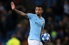 Manchester City v Shakhtar Donetsk - 07 Nov 2018