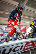 2021 UCI BMXSX World Cup<br /> Round 3 and 4 at Bogota (Colombia)<br /> ^me#187 GARCIA, Jared (USA, ME) DK Bicycles