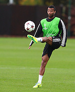 Chelsea Training & PC  051113