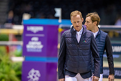 Bruynseels Niels, Devos Pieter, BEL<br /> Jumping International de Bordeaux 2020<br /> © Hippo Foto - Dirk Caremans<br />  08/02/2020