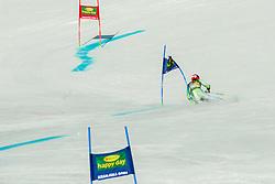 KRANJEC Zan of Slovenia competes during Men Giant Slalom race of FIS Alpine Ski World Cup 54th Vitranc Cup 2015, on March 14, 2015 in Kranjska Gora, Slovenia. Photo by Vid Ponikvar / Sportida