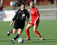 Fotball , 9. september 2006, Toppserien Eliteserien , Røa Idrettsplass . Røa - Arna-Bjørnar , Randi Skård - A-B Foto: Kasper Wikestad