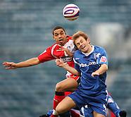 Gillingham v Wycombe Wanderers 281208