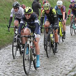 29-02-2020: Wielrennen: Omloop Nieuwsblad: Ninove: Jenelle Crooks