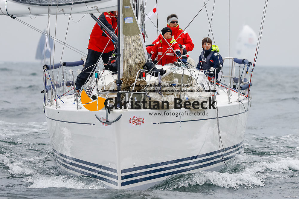 , Kiel - Maior 28.04. - 01.05.2018, ORC 2 - Stardust - GER 29 - Alf Henryk WULF - Kieler Yacht-Club e. V