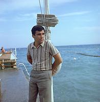 Images d'archives sur Claude Nougaro © Souchon / PixPlanete - Exclusif - A négocier, pas de forfait ni internet