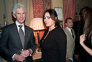 Solange Azagury-Partridge; Richard Buckley, Graydon Carter hosts a diner for Tom Ford to celebrate the London premiere of ' A Single Man' Harry's Bar. South Audley St. London. 1 February 2010