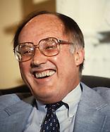 William Rehnquist in 1986..Photograph by Dennis Brack bb32
