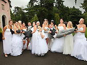 gay couple invited 10 brides to their wedding