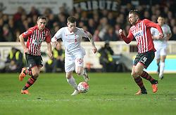 Ryan Kent of Liverpool - Mandatory byline: Alex James/JMP - 08/01/2016 - FOOTBALL - St James Park - Exeter, England - Exeter City v Liverpool - FA Cup Third Round