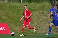 Fotball<br /> 4. Juni 2014<br /> Norgesmesterskapet , NM , Menn<br /> Varden Amfi<br /> Fyllingsdalen - Brann<br /> Andreas Vindheim (L) , Brann<br /> Ståle Steen Sæthre (R) , Fyllingsdalen<br /> Foto: Astrid M. Nordhaug