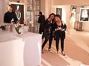 NANCY BRADY; LULU, BROWN'S 40TH ANNIVERSARY DINner. Regent Loft and Penthouses. Marshall St. London. 13 May 2010. -DO NOT ARCHIVE-© Copyright Photograph by Dafydd Jones. 248 Clapham Rd. London SW9 0PZ. Tel 0207 820 0771. www.dafjones.com.