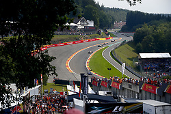 August 27, 2017 - Spa-Francorchamps, Belgium - Motorsports: FIA Formula One World Championship 2017, Grand Prix of Belgium, ..General View, Eau Rouge  (Credit Image: © Hoch Zwei via ZUMA Wire)