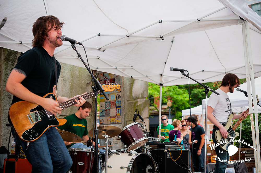 Good Touch Bad Touch: Dave Molnar<br /> Open Air at Market Square (Cleveland, Ohio) 8.1.2009