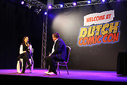 Dutch X-Mas Con is hét popcultuur evenement in Nederland, met een vleugje kerst! Tijdens deze editie zal Dutch X-Mas Con veel aandacht besteden aan cosplay, naast de gebruikelijke activiteiten zoals beroemde guests, tekenaars, dealers en nog veel meer.<br /> <br /> Op de foto:  Sibel Kekilli - Game of Thrones