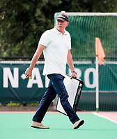 ROTTERDAM -  Ronald Hugers wordt voor het seizoen 2016 – 2017 de trainer/coach van Heren 1 van hdm  tijdens   de ABN AMRO cup. COPYRIGHT KOEN SUYK