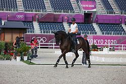 Michiels Domien, BEL, Intermezzo van het Meerdaalhof<br /> Olympic Games Tokyo 2021<br /> © Hippo Foto - Dirk Caremans<br /> 21/07/2021