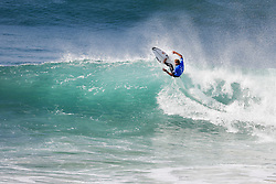 October 12, 2017 - 3X World Champion Mick Fanning of Australia will surf in Round Two of the 2017 Quiksilver Pro France after placing second in Heat 11 of Round One at Hossegor. (Credit Image: © WSL via ZUMA Press)