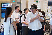 BNP Paribas ACT Soft Skills Training in Campus BNP Paribas, Singapore, on 06 June 2018. Photo by Weixiang Lim/Studio EAST