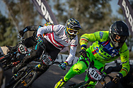 #996 (KRIGERS Kristens) LAT at Round 10 of the 2019 UCI BMX Supercross World Cup in Santiago del Estero, Argentina