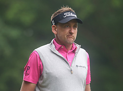 May 25, 2018 - Surrey, United Kingdom - Ian Poulter (ENG).during The BMW PGA Championship Round 2 at Wentworth Club Virgnia Water, Surrey, United Kingdom on 25 May 2018  (Credit Image: © Kieran Galvin/NurPhoto via ZUMA Press)