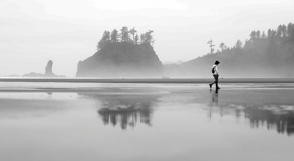 Rialto Beach in Olympic National Park located in Washington. Photo/Andrew Shurtleff Photography, LLC