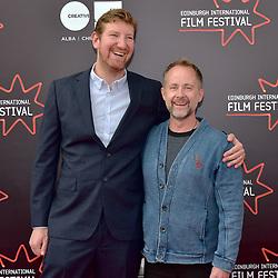 Left to Right, Benjamin Turner(Director) and Billy Boyd attend the World Premiere of White Island during the 2016 Edinburgh International Film Festival, UK  at Cineworld, Edinburgh, 23rd June 2016, (c) Brian Anderson | Edinburgh Elite media