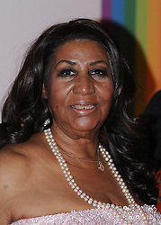 Singer Aretha Franklin arrives at the 2012 Annual Kennedy Center Honors Gala in Washington, DC, USA on December 2, 2012. Photo by Olivier Douliery/ABACAPRESS.COM
