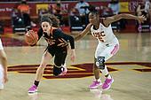 NCAA Women's Basketball-Oregon State at Southern California-Feb 19, 2021