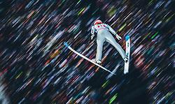 30.12.2018, Schattenbergschanze, Oberstdorf, GER, FIS Weltcup Skisprung, Vierschanzentournee, Oberstdorf, Probesprung, im Bild Constantin Schmid (GER) // Constantin Schmid of Germany during his Trial Jump for the Four Hills Tournament of FIS Ski Jumping World Cup at the Schattenbergschanze in Oberstdorf, Germany on 2018/12/30. EXPA Pictures © 2018, PhotoCredit: EXPA/ JFK