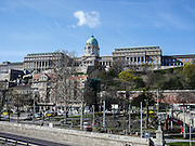 Eastern Europe, Hungary, Budapest, Buda Castle