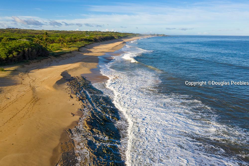 Papohaku Beach, West End, Molokai, Hawaii