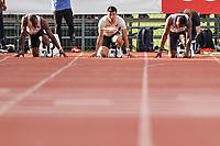 09.07.2019; Luzern; LEICHTATHLETIK - Spitzenleichtathletik Luzern, Yoshihide Kiryu (JPN) 100m Maenner ; <br /> <br /> (Claudio Thoma/freshfocus)