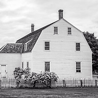 The Meetinghouse at Canterbury Shaker Village, NH.  <br /> <br /> All Content is Copyright of Kathie Fife Photography. Downloading, copying and using images without permission is a violation of Copyright.