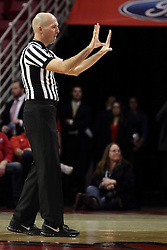 22 December 2015: Nathan Bemis. Illinois State Redbirds host the Tennessee State Tigers at Redbird Arena in Normal Illinois (Photo by Alan Look)