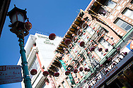 On the streets of San Francisco's Chinatown