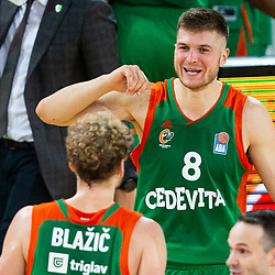 20201115: SLO, Basketball - ABA League 2020/21, KK Cedevita Olimpija vs KK Borac