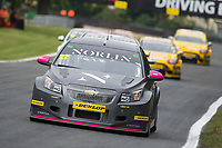 #22 Chris Smiley BTC Norlin Racing  Chevrolet Cruze  during Round 4 of the British Touring Car Championship  as part of the BTCC Championship at Oulton Park, Little Budworth, Cheshire, United Kingdom. May 20 2017. World Copyright Peter Taylor/PSP.