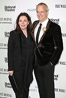 "Olivia Colman & Ed Sinclair, The National Theatre ""Up Next"" Gala, London UK, 07 March 2017, Photo by Brett D. Cove"