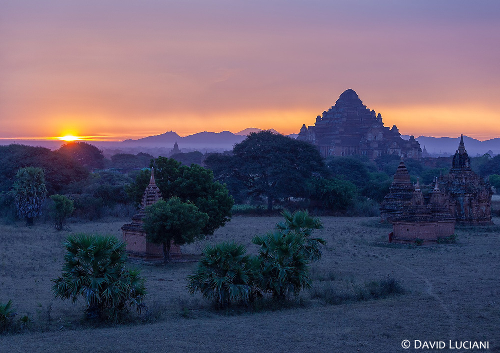 Nowaddays it's strictly forbidden to climb up the ancient Pagodas. Myanmar's government banned the climbing of nearly all pagodas in february 2016, due to an organised dance party on one of the ancient pagodas. Furthermore, in 2017, a 20 year old american student, died after falling from the 20 foot Wuttanathaw Pagoda during sunrise.