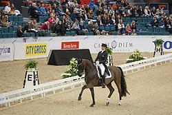 Kirk Thinggaard Agnete, (DEN), JoJo AZ<br /> Grand Prix<br /> Reem Acra FEI World Cup Dressage - Goteborg 2016<br /> © Hippo Foto - Dirk Caremans<br /> 25/03/16