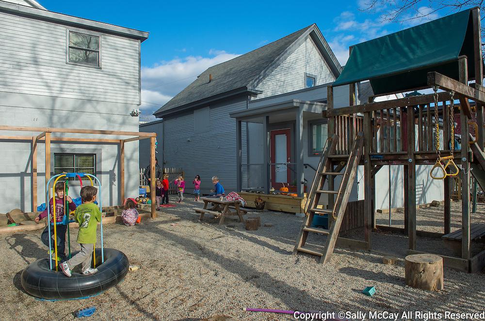 Montpelier Barre Street Project