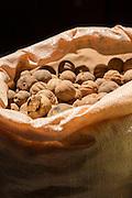 Spices at the Spice Souk in Deira, Dubai, United Arab Emirates