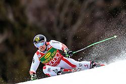 04.03.2017, Podkoren, Kranjska Gora, SLO, FIS Weltcup Ski Alpin, Kranjska Gora, Riesenslalom, Herren, 1. Lauf, im Bild Marcel Hirscher (AUT, 1. Platz) // race winner Marcel Hirscher of Austria in action during his 1st run of men's Giant Slalom of FIS ski alpine world cup at the Podkoren in Kranjska Gora, Slovenia on 2017/03/04. EXPA Pictures © 2017, PhotoCredit: EXPA/ Johann Groder