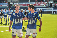 25.08.2013, Aafk v Start, Aalesund Colorline Stadion, Foto: Kenneth Hjelle Digitalsport,Markus Heikkinen,Matthías Vilhjálmsson,