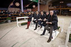 Jury<br /> Hengstenkeuring BWP - Azelhof - Koningshooikt 2015<br /> ©  Dirk Caremans