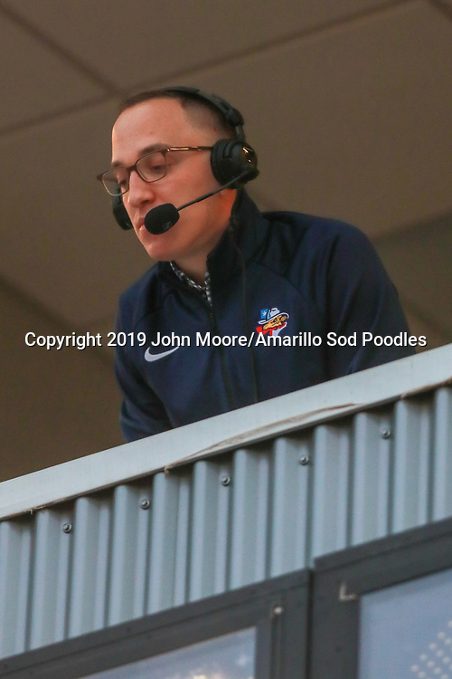 The Amarillo Sod Poodles played against the Springfield Cardinals on Sunday, Jan. 6, 2019, at HODGETOWN in Amarillo, Texas. [Photo by John Moore/Amarillo Sod Poodles]