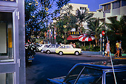 Puerto de la Cruz holiday resort, Tenerife, Canary Islands, Spain, 1974 -Oasis hotel