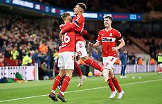 Middlesbrough v Crystal Palace - 31 Oct 2018